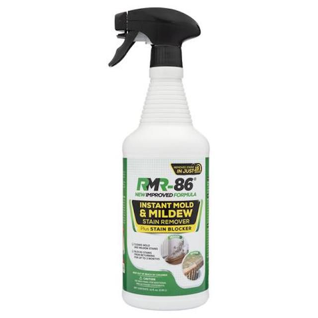 RMR-86 Instant Mold & Mildew Stain Remover