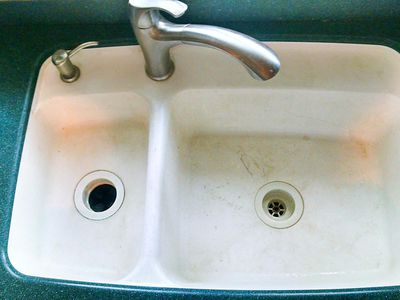 How To Repair Re A Solid Surface Sink Bathroom Sinks