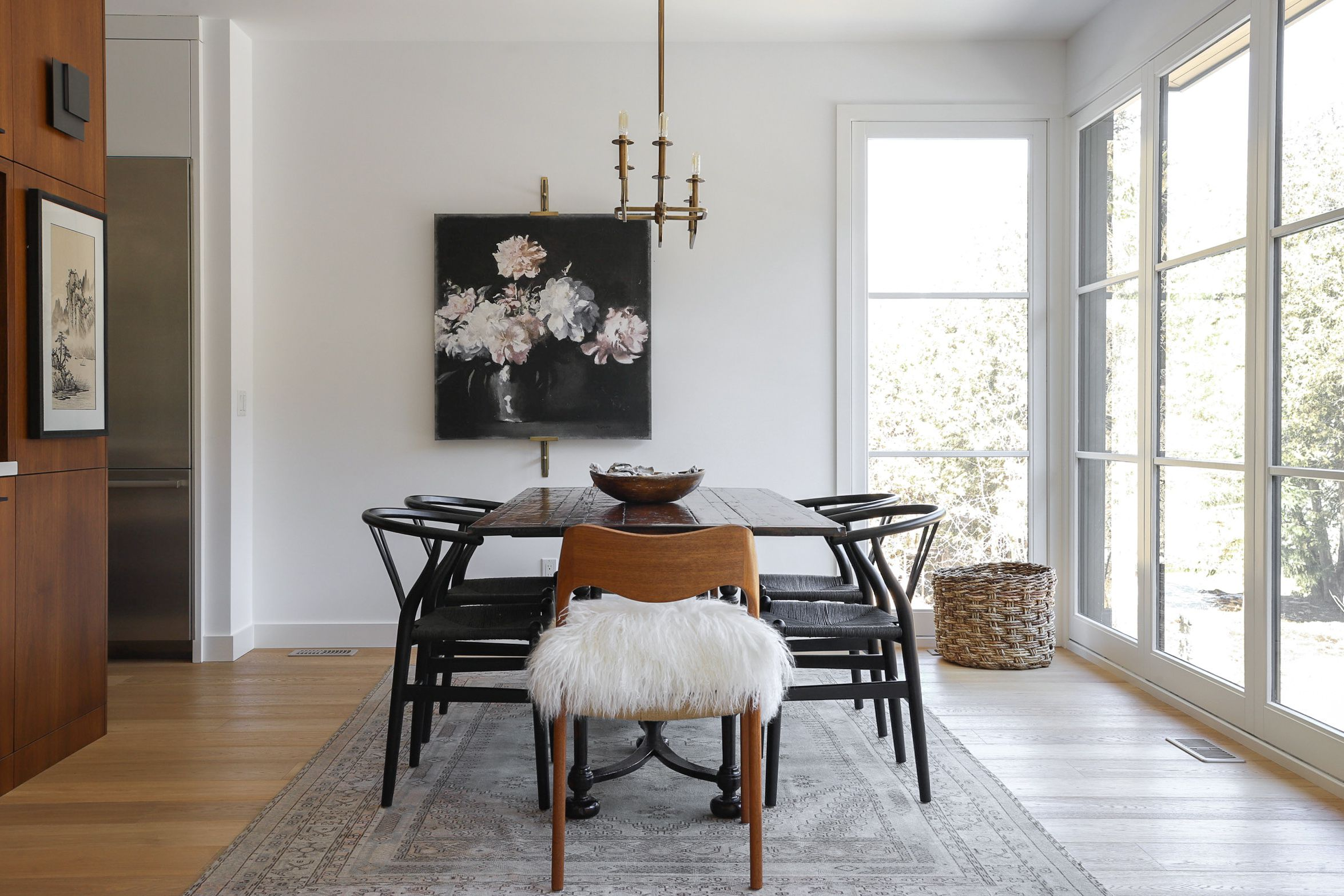 15 Modern Dining Room Ideas, Homes Without Dining Room