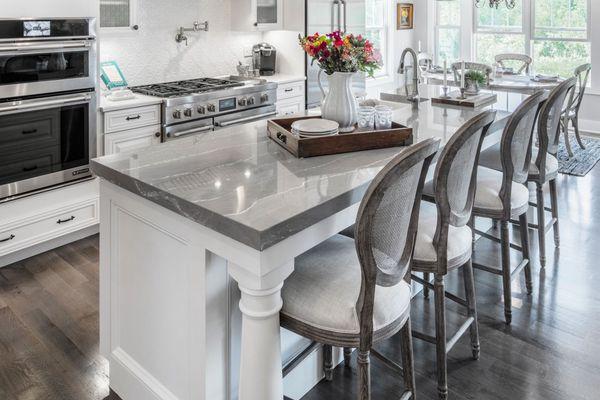 Cambria high gloss countertop