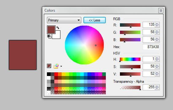 Copiar pintura de diseñador