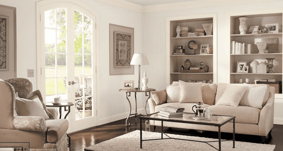Interesting Living Room Paint Color Ideas: The 6 Best Behr Paints For Family Rooms