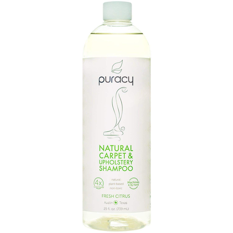Puracy carpet shampoo