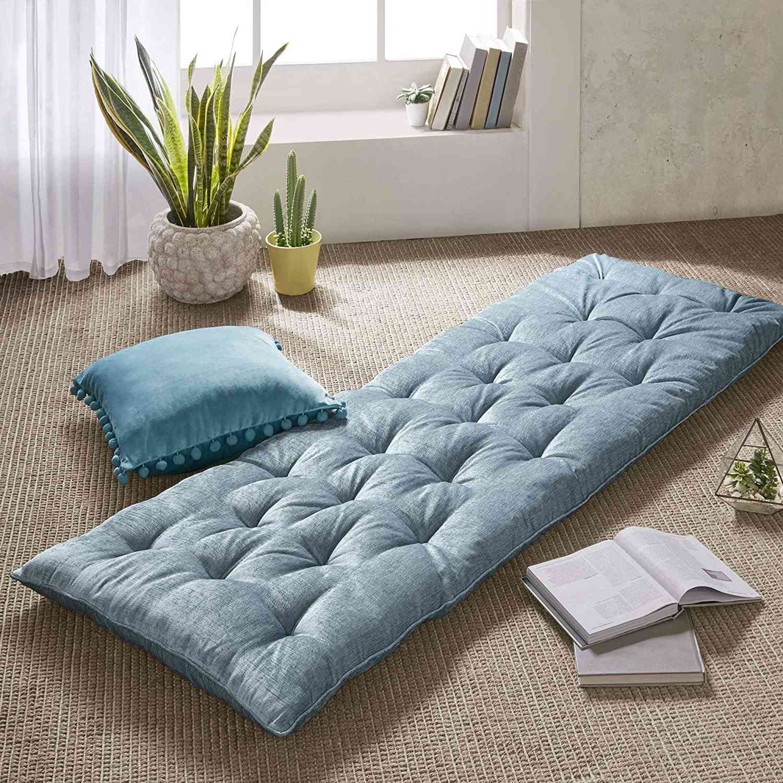 Intelligent Design Lounge Floor Pillow Cushion
