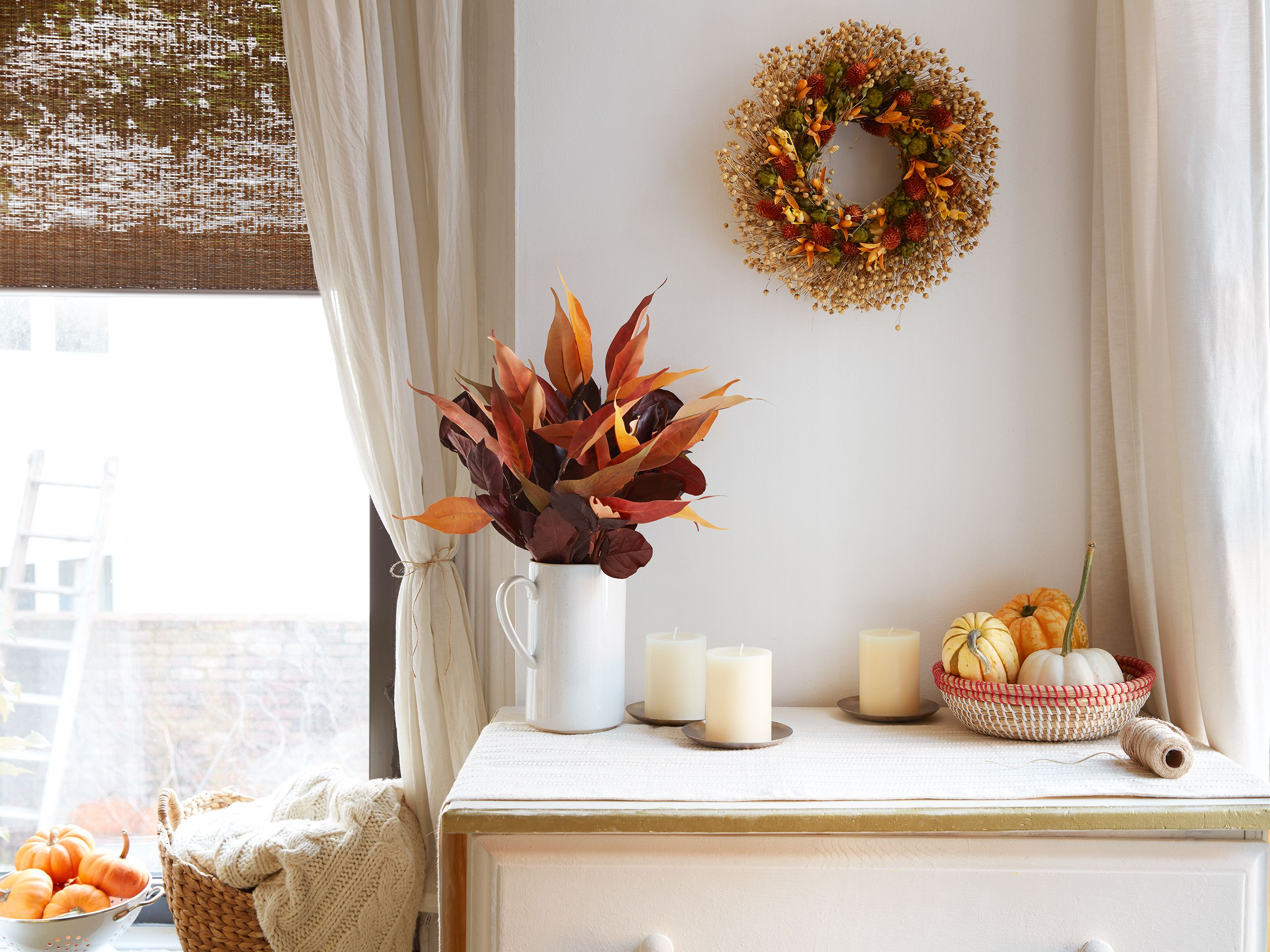 13 Thanksgiving Home Decor Items For