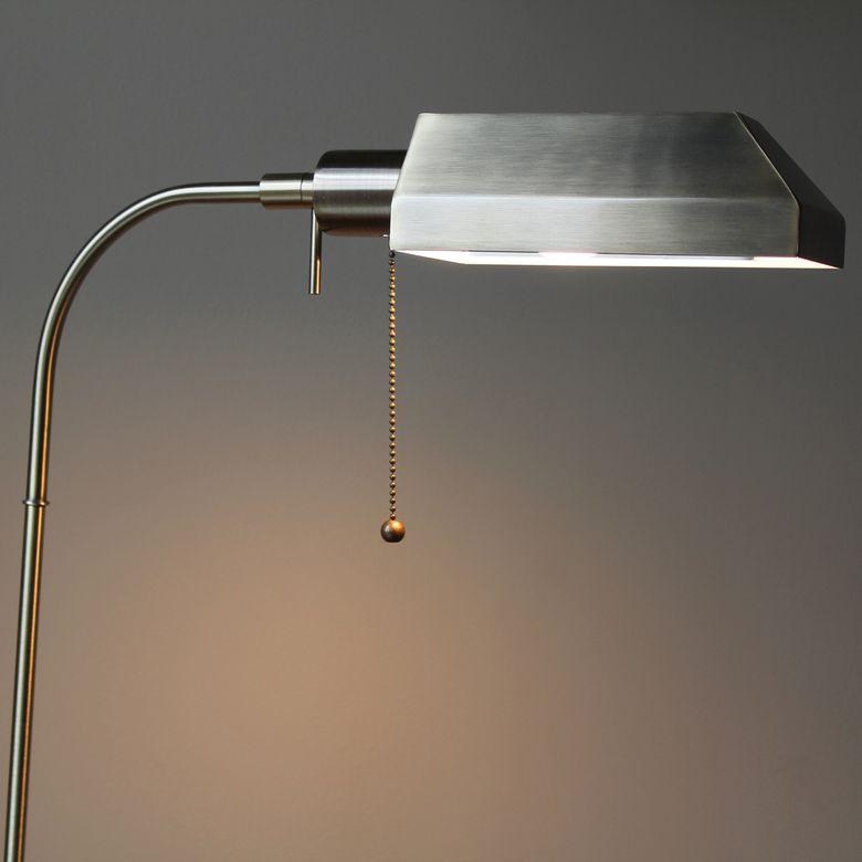 Greyleigh Fishel Utility 59-Inch Task/Reading Floor Lamp