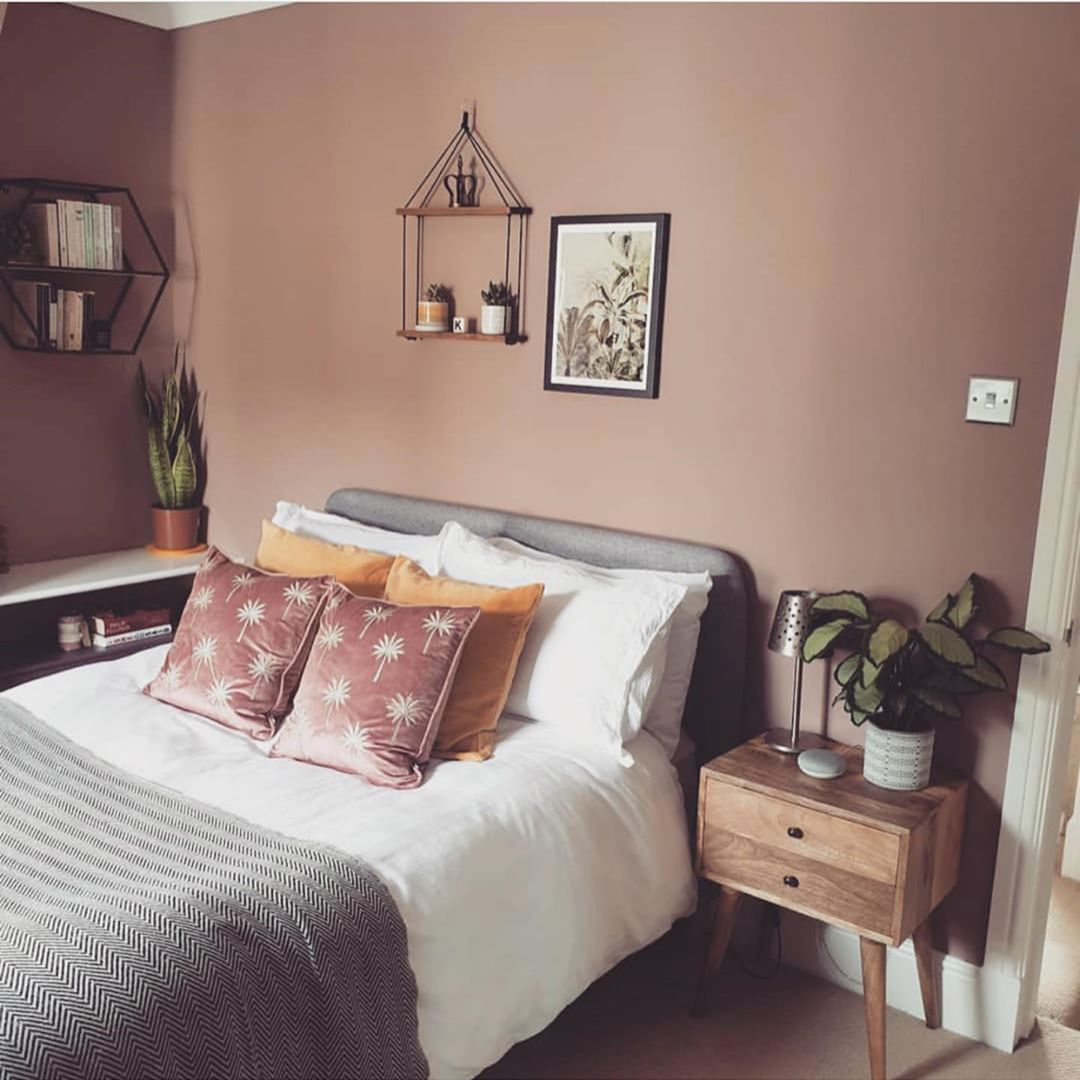 3 Pink Bedrooms for Your Next Makeover