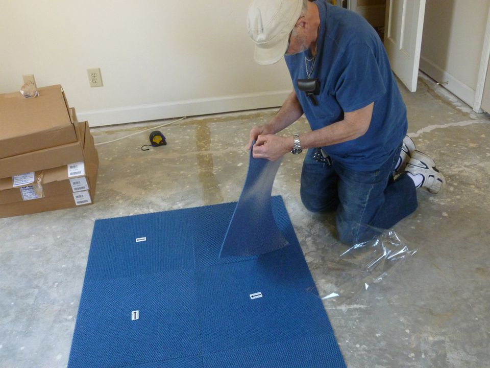 How To Install Carpet Tile In Your Home