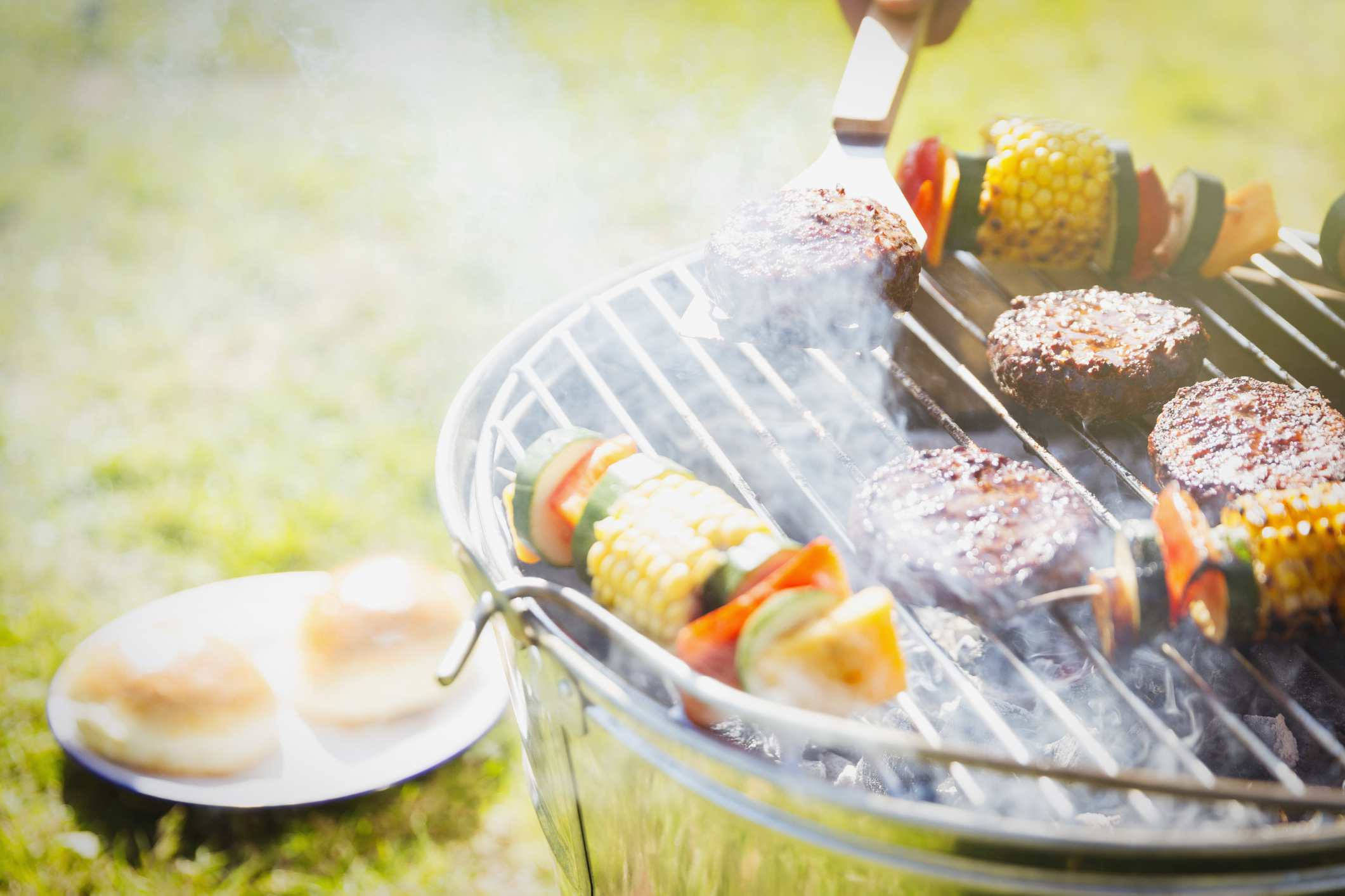 The Ultimate Cook-Out Menu and Party Checklist