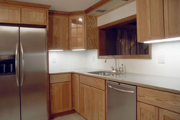 My new Kitchen - Sink area