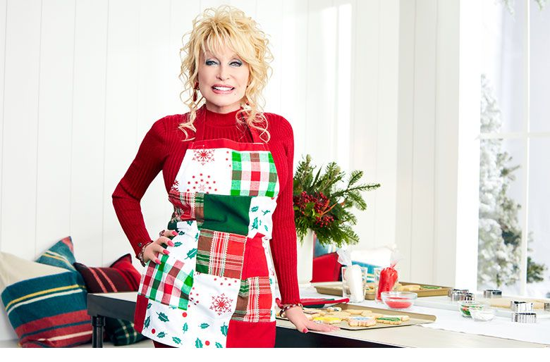 Dolly Parton Williams-Sonoma collection