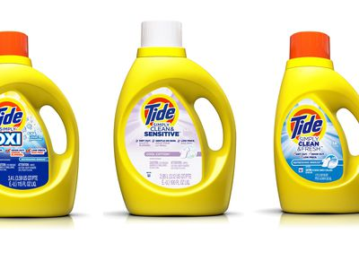 The Top 10 Laundry Detergents