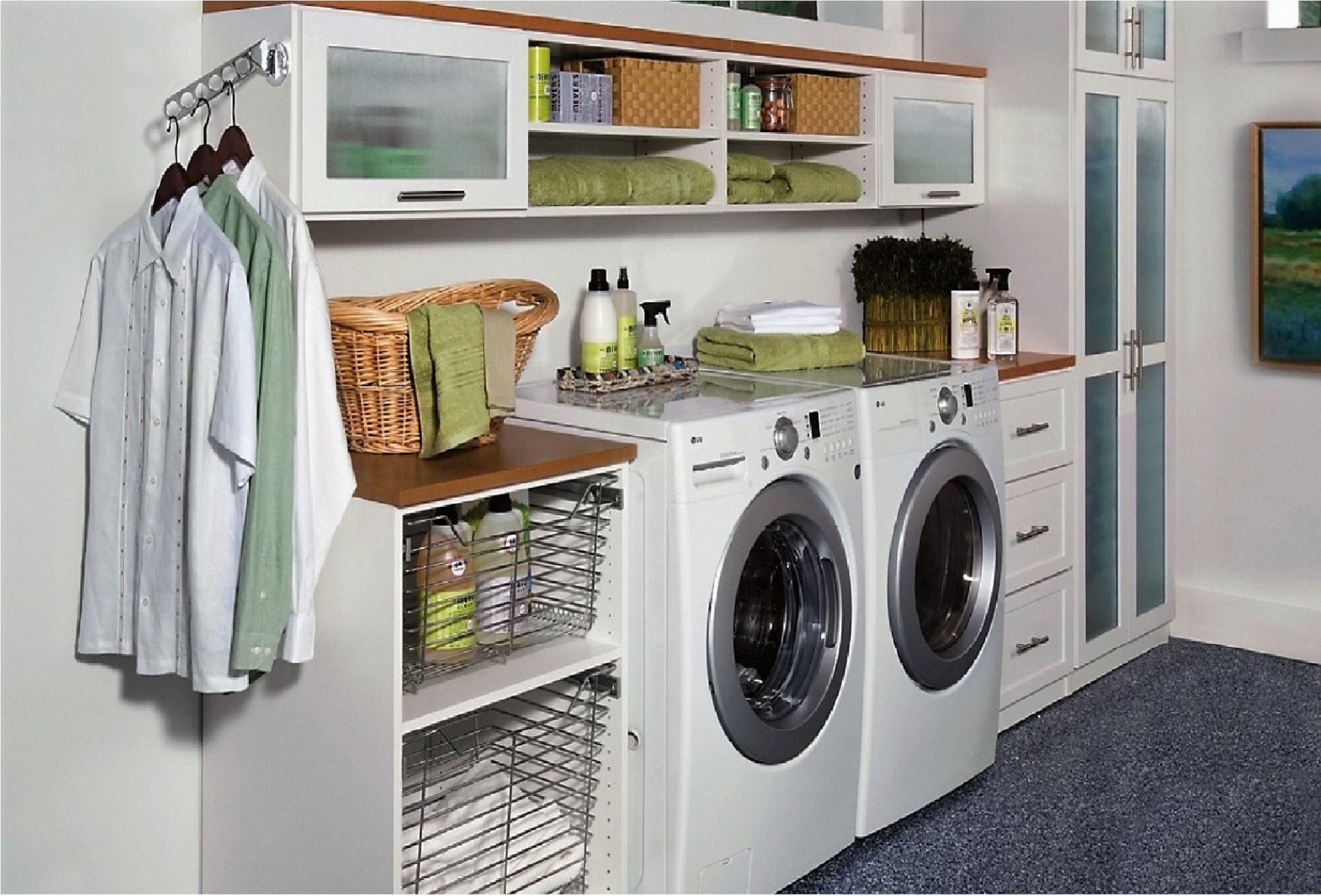 17 Inspiring Laundry Room Design Ideas