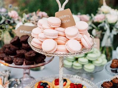 Unique Wedding Sweets To Delight Your Guests