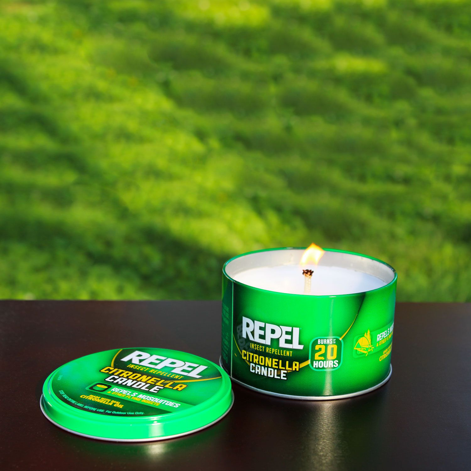 Repel Citronella Candle Review Powerful Insect Repellent Great Price