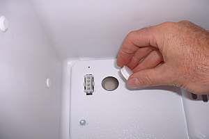 Installing an Ice Maker in a Refrigerator