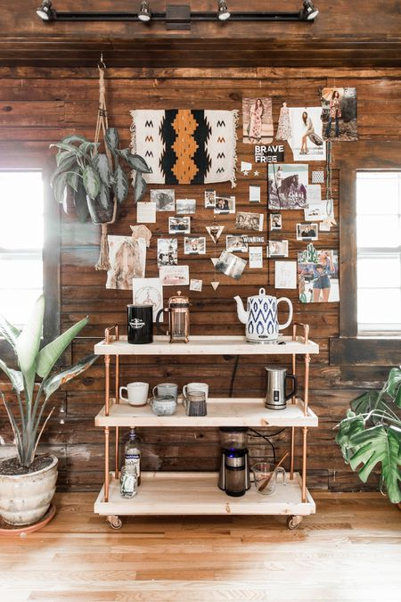 14 Diy Coffee Bar Ideas To Try At Home