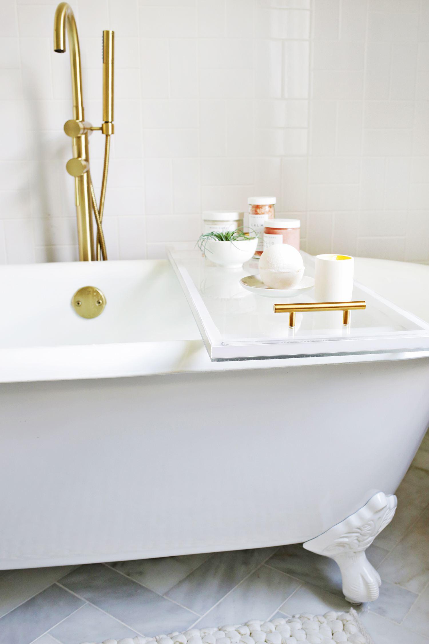 How to Transform Your Bathroom Into a Home Spa