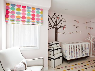 Choose The Right Nursery Color Using Psychology