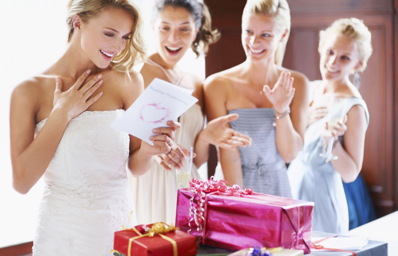 Подарок заранее на свадьбу 593