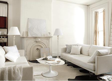 Superb Using Classic Benjamin Moore White Wall Paints Interior Design Ideas Gresisoteloinfo
