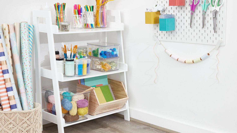 Diy Organization Ideas For Craft Room