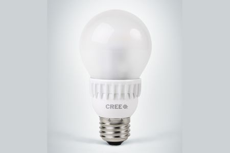 The Cree Standard 40 Or 60 Watt LED Light Bulb