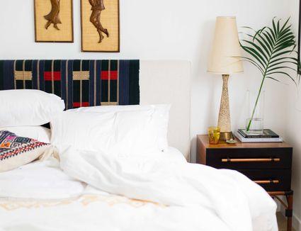 Budget bedroom decorating blog tips