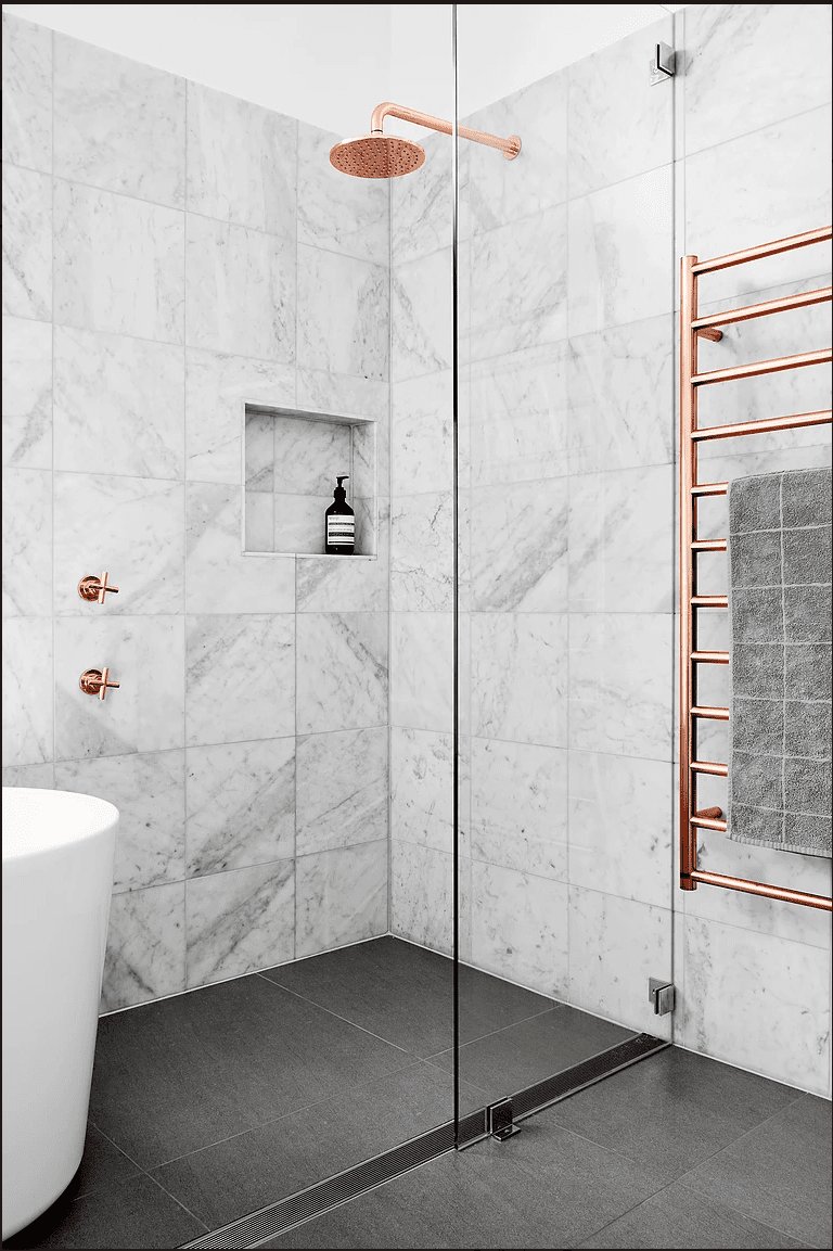 17 Gorgeous Bathrooms With Marble Tile on tool tattoo designs, safe shower designs, sauna shower designs, marble countertops designs, marble walls designs, marble bath, marble steam room designs, marble kitchen designs, marble shower walls, pool shower designs, marble colors, marble fireplace designs, bathtub shower designs, marble vanity designs, marble door designs, marble shower ideas, marble flooring designs,