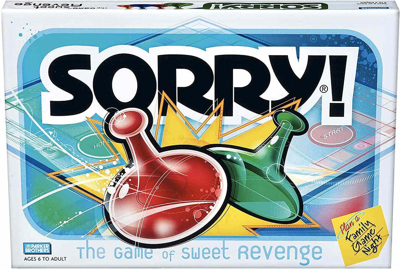 Hasbro Gaming Sorry!