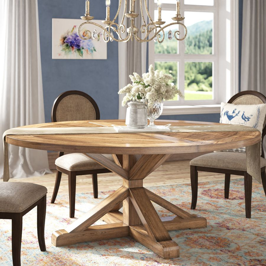 The 8 Best Round Dining Tables Of 2020