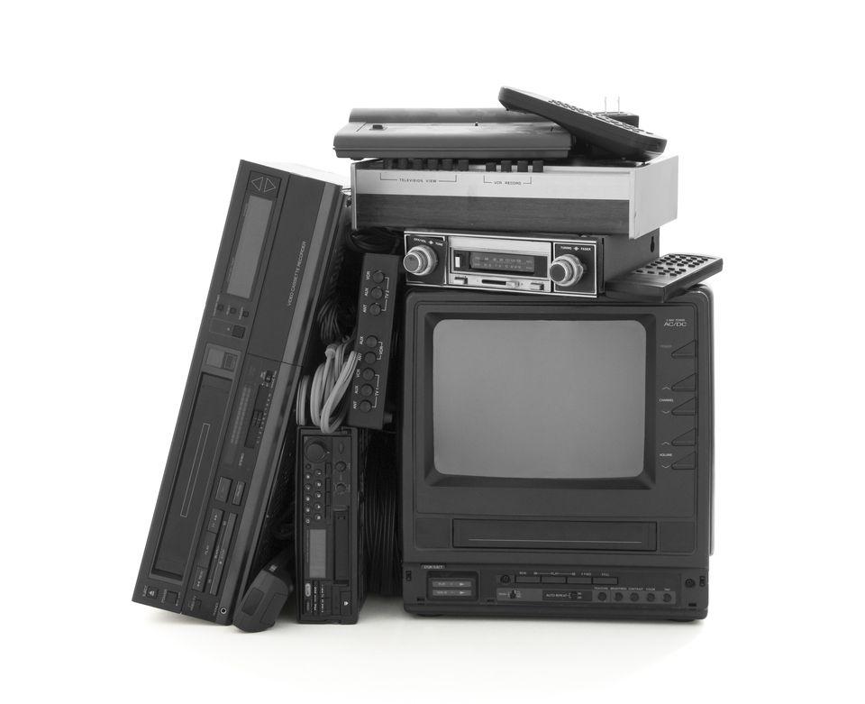 Surplus Household Electronics