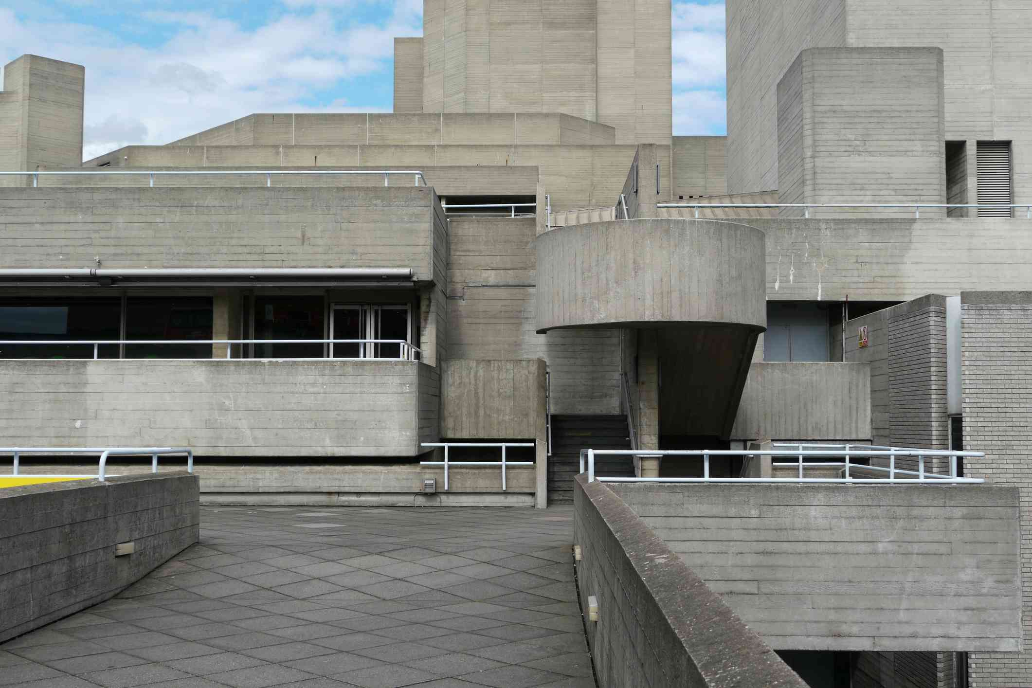 UK National Theatre building