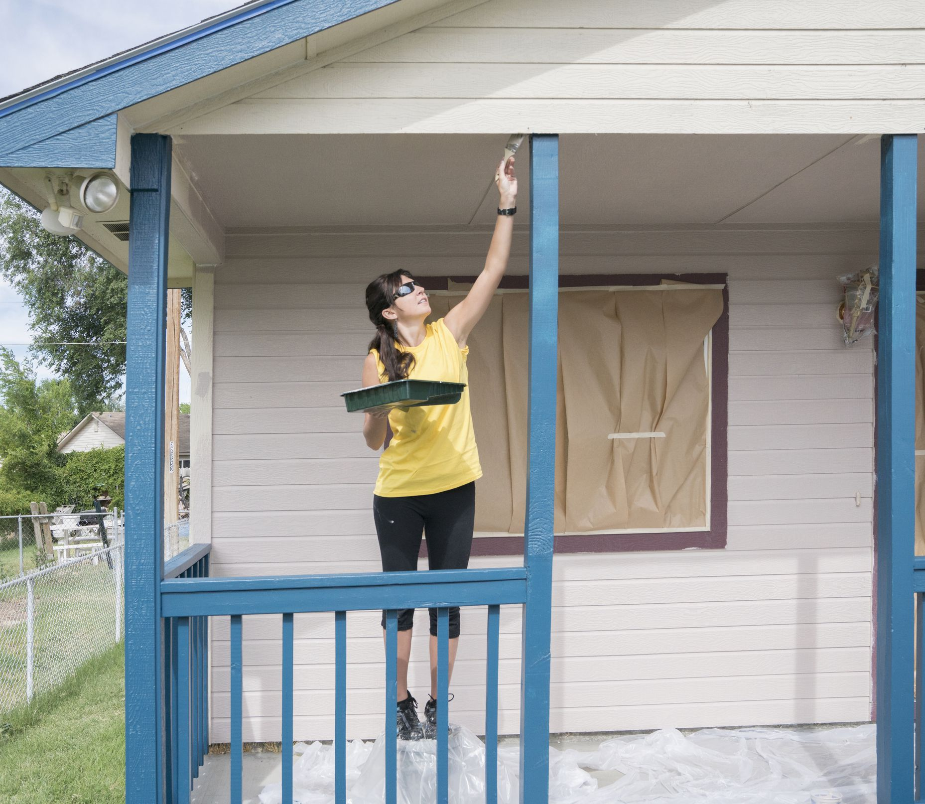 Exterior Home Painting: 10 Tips For Painting Your House Exterior