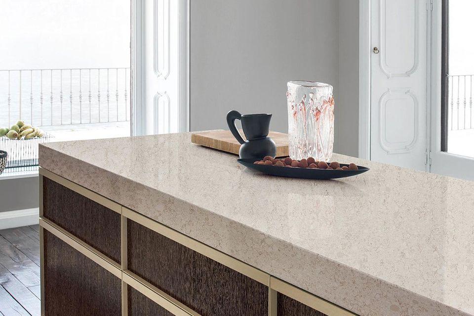 Zodiaq quartz countertop