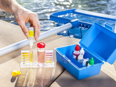 Pool Chemistry Testing