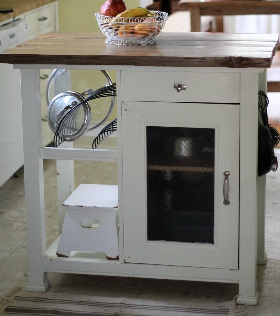 Rustic Kitchen Islands Youll Want To Try
