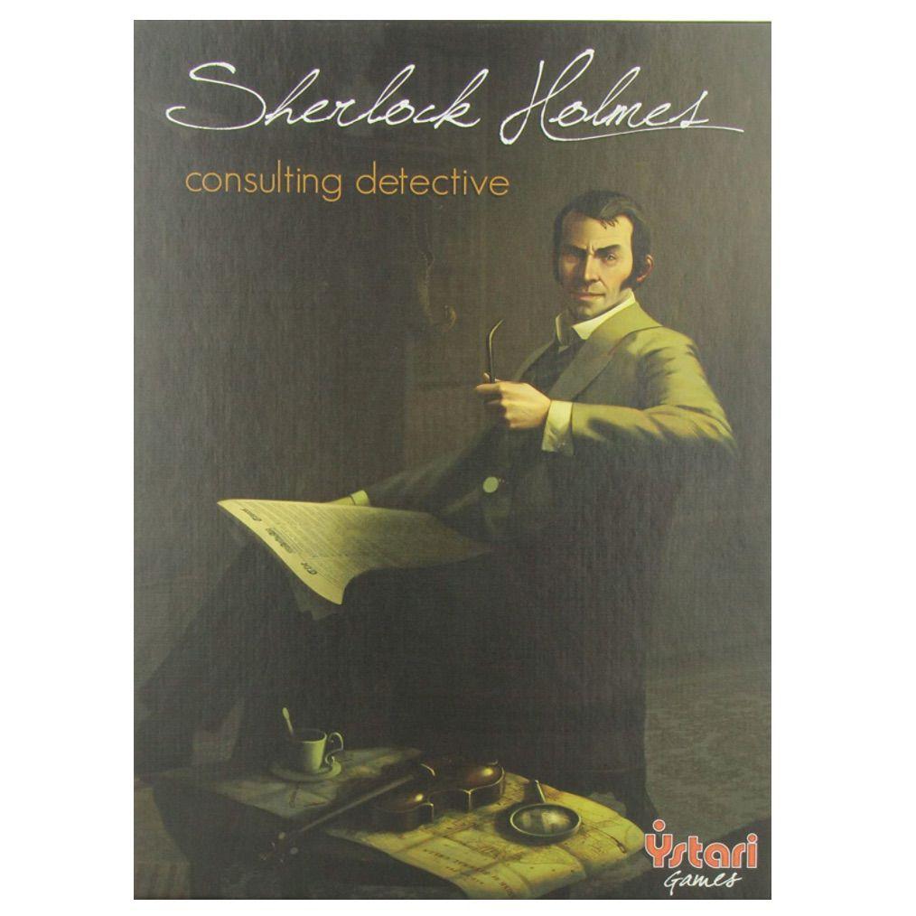 Asmodee Sherlock Holmes Consulting Detective Game