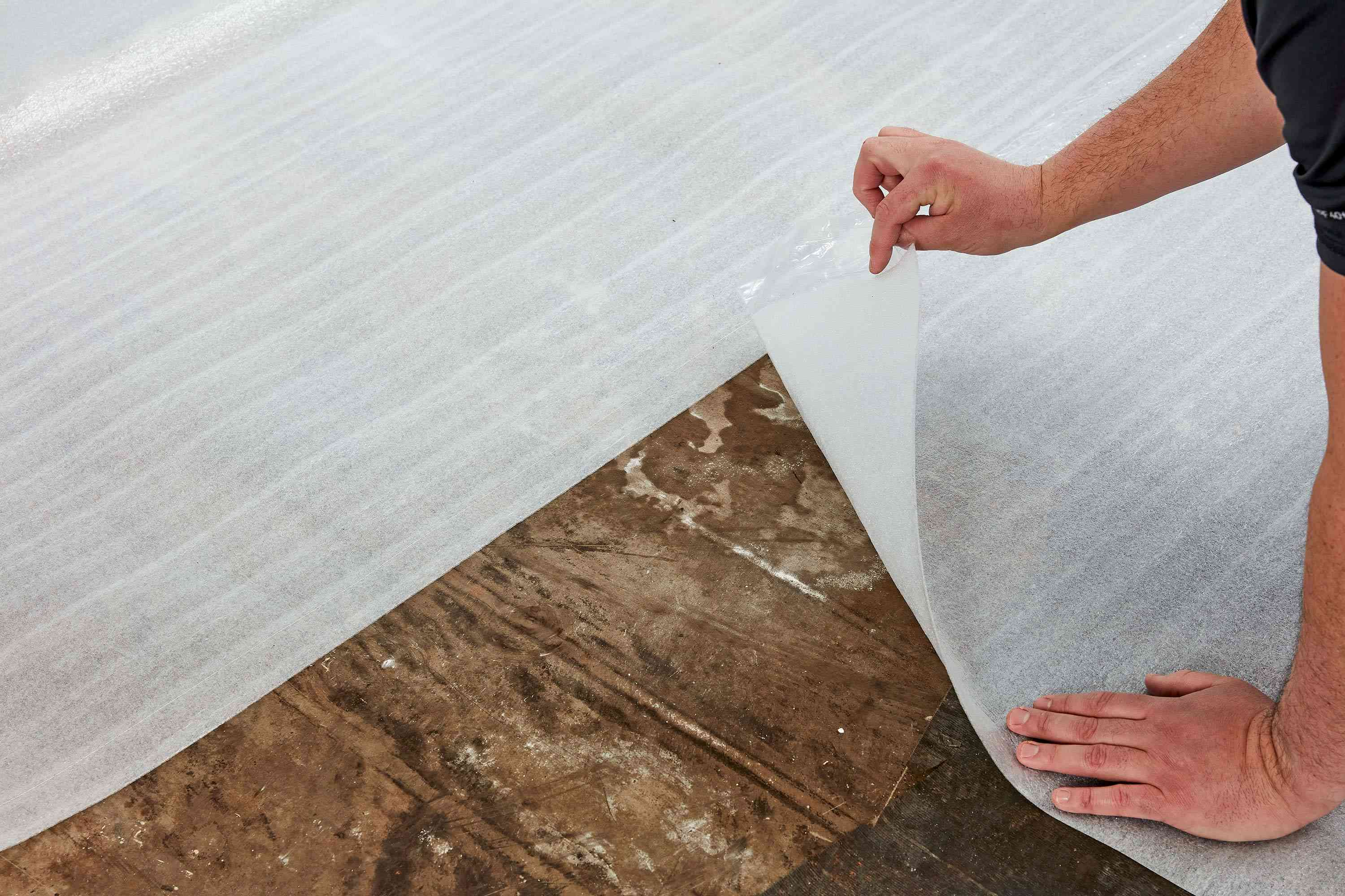 How To Install Laminate Flooring, Can I Install Laminate Flooring Over Old