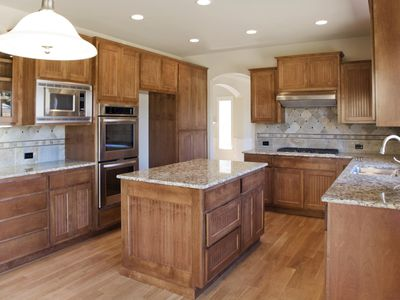 Kitchen Design Basics: Layout, Cabinets, Counters, and Flooring