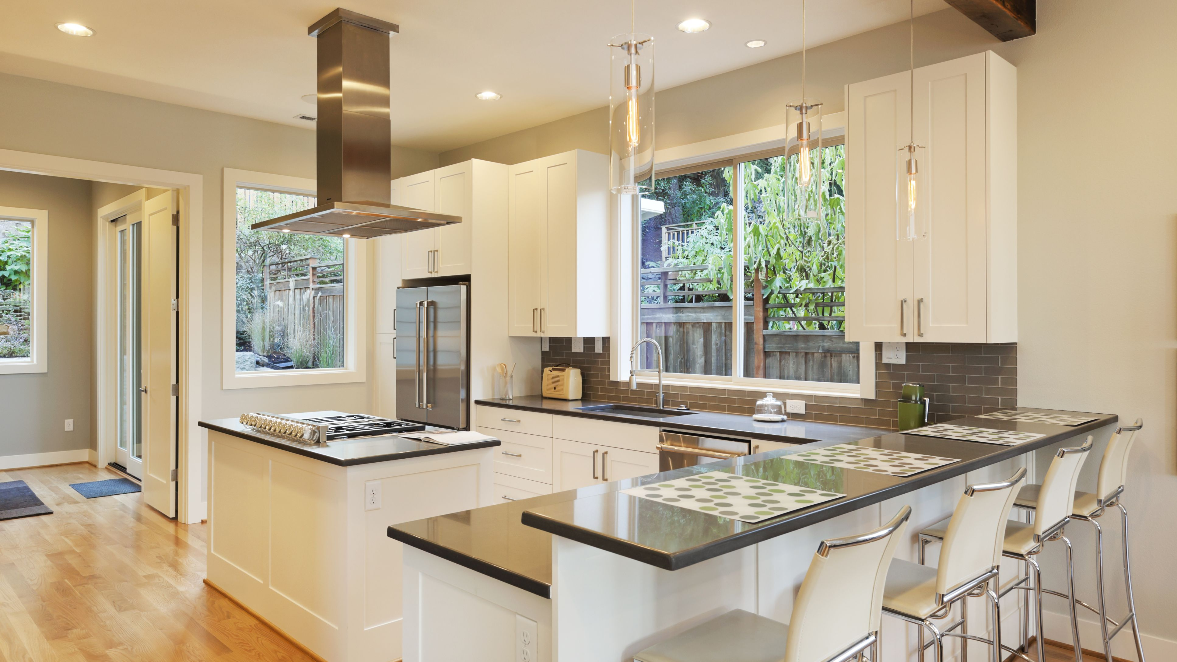 Kitchen Space Design Recommendations And Distances