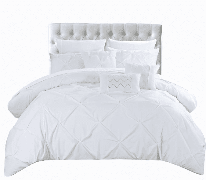Yamna Comforter Set
