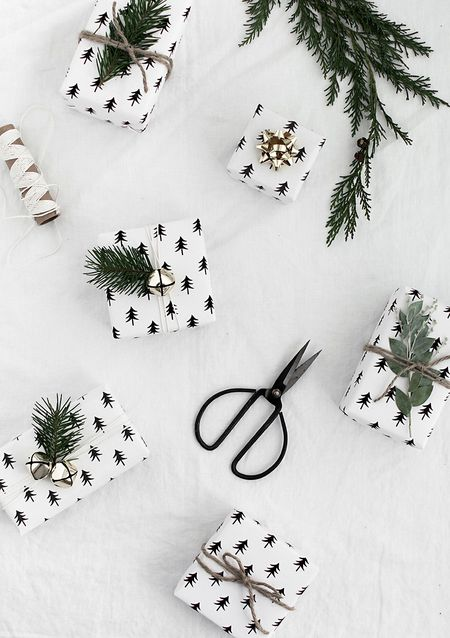 23 Easy DIY Holiday Gift Wrapping Ideas