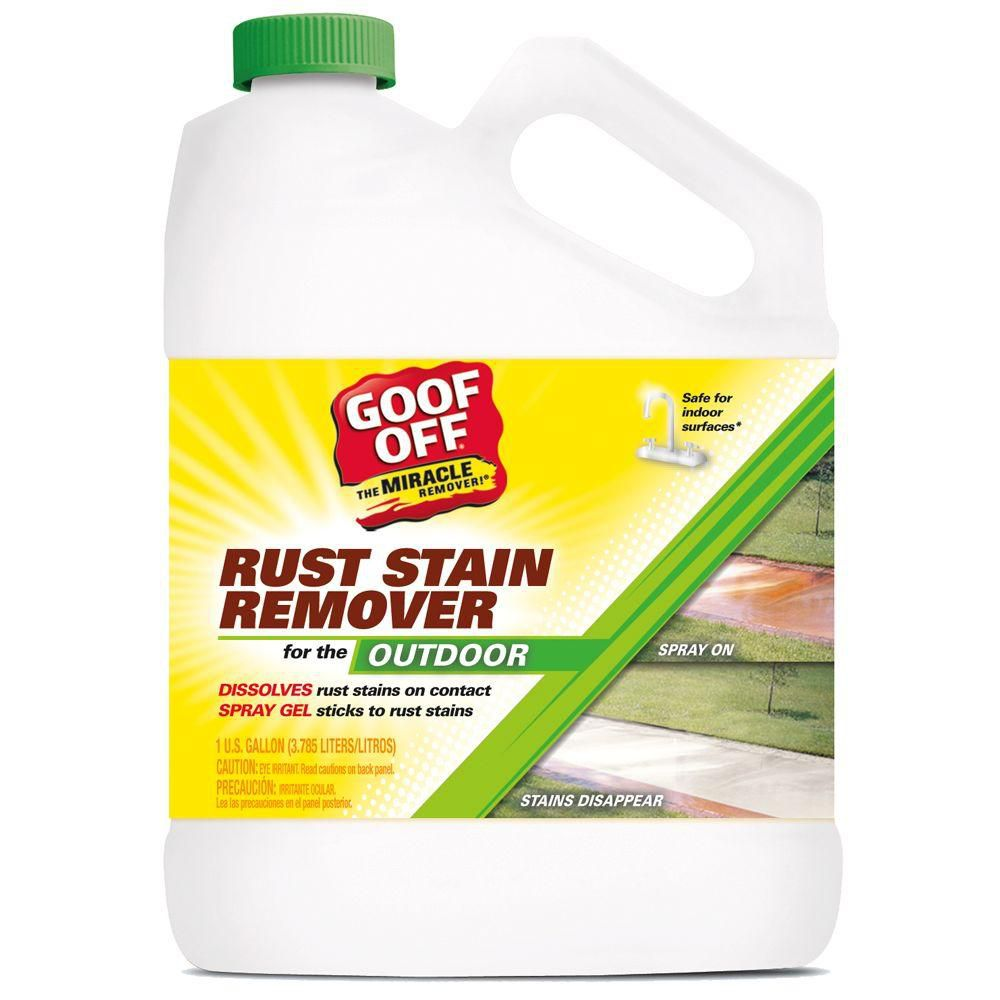 Goof Off Rust Stain Remover