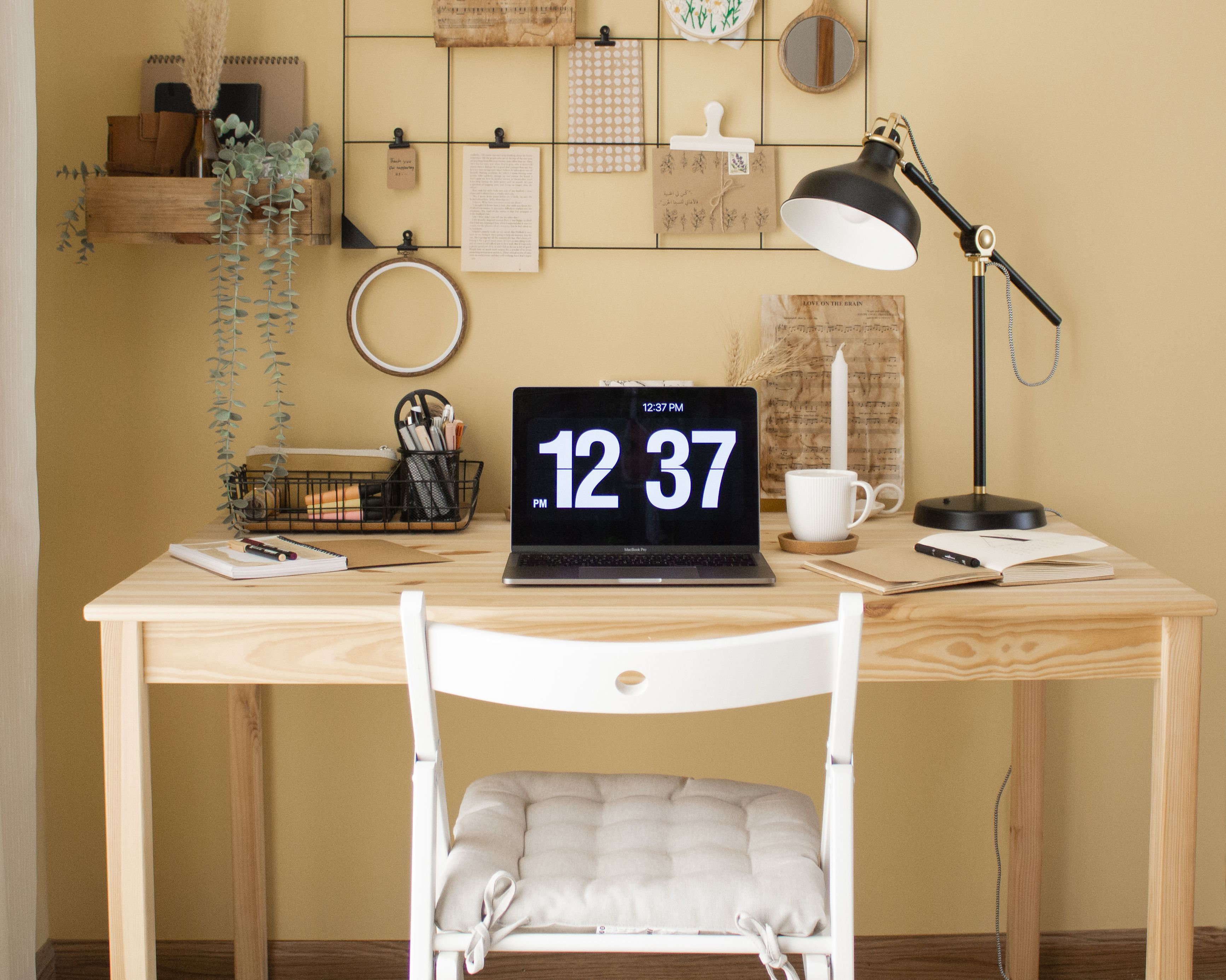 Setting Up a Productive and Efficient Home Office