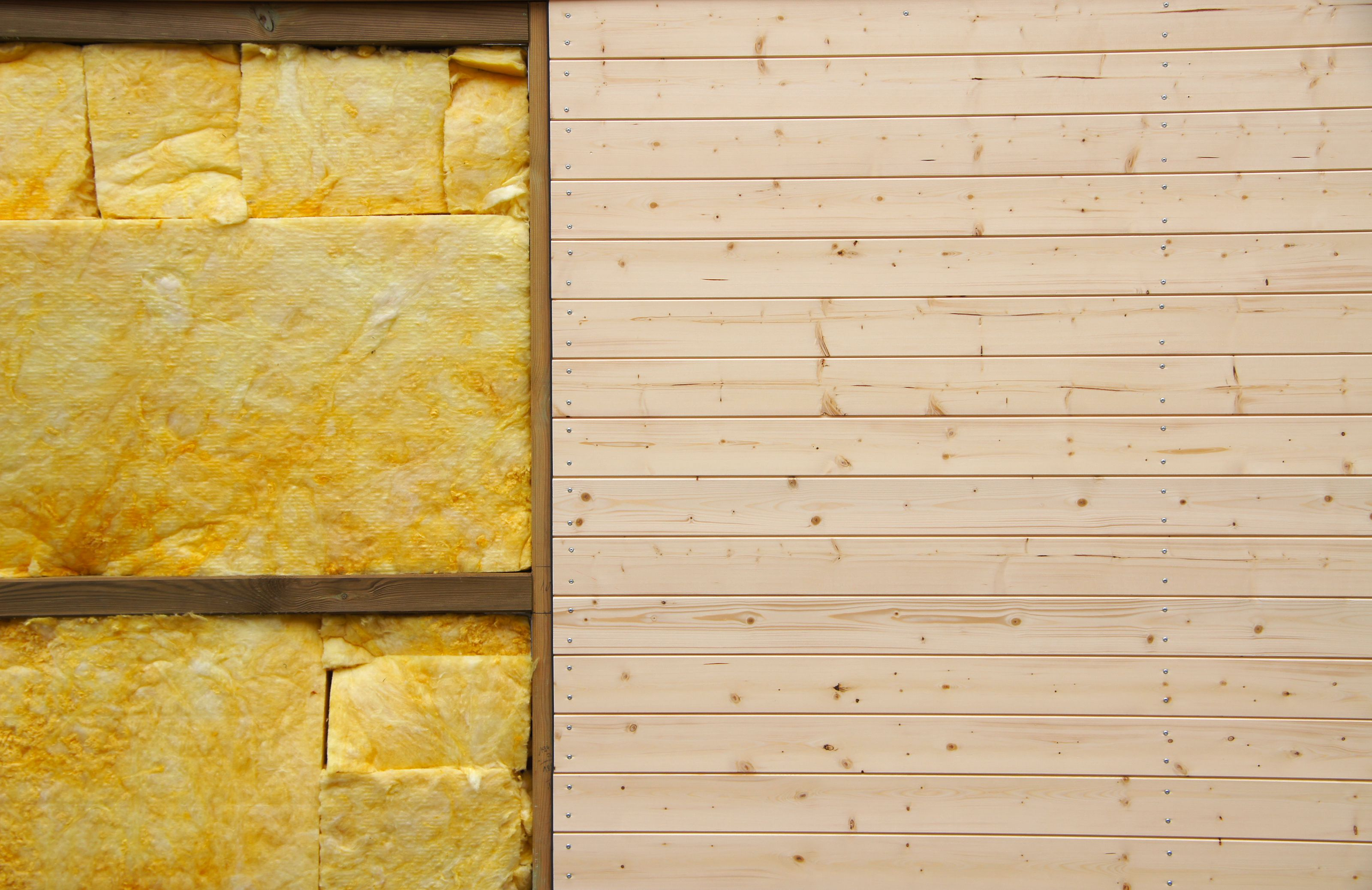 How to Add Insulation to Walls That Are Closed