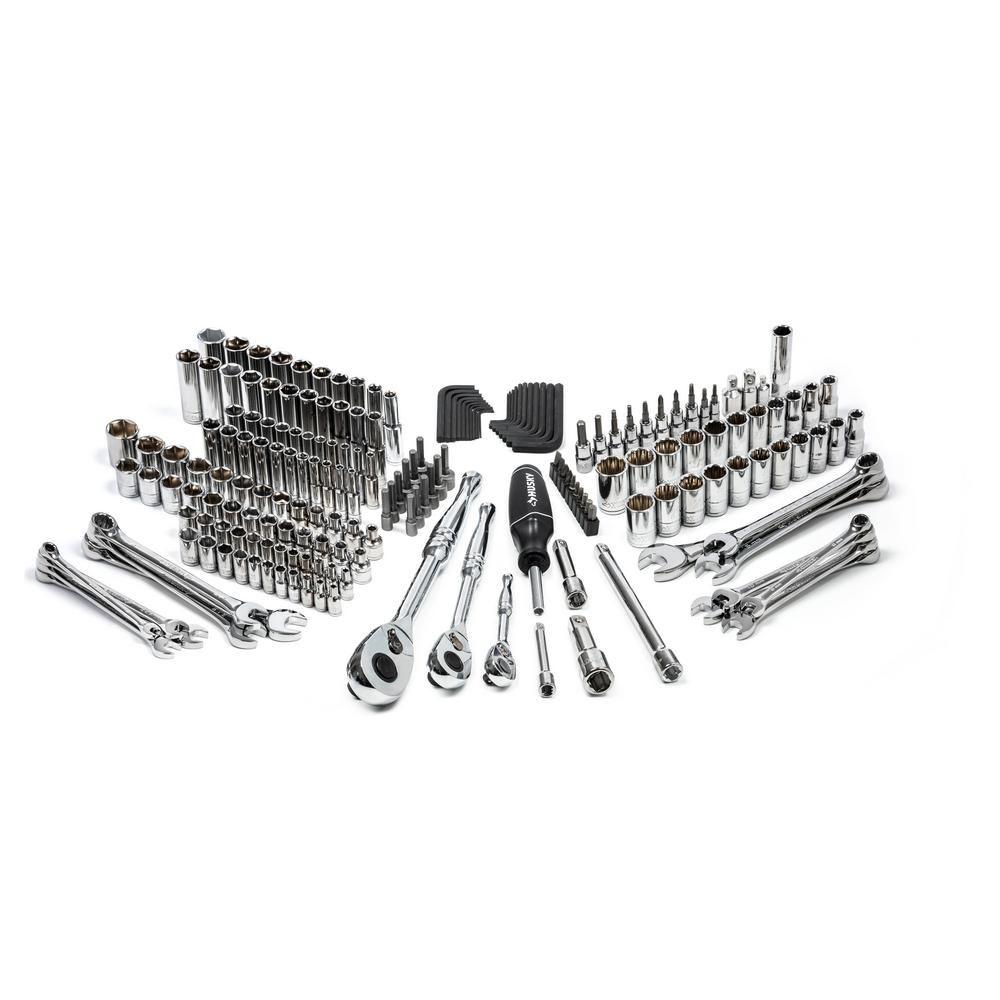 194-Piece Mechanics Tool Set