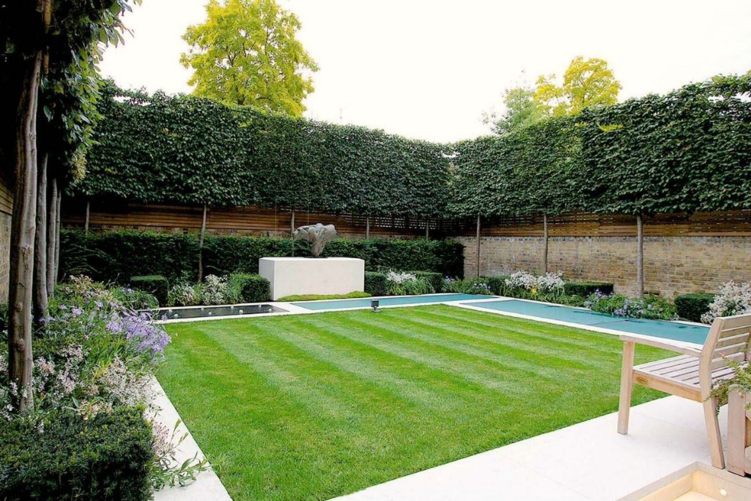 how to design your backyard landscape