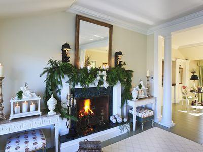 Mantle decorations