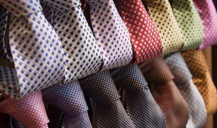 Neckties for sale on Regent Street